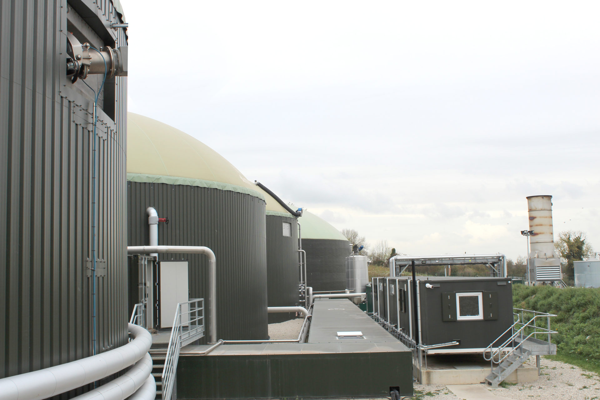 Digester Plant